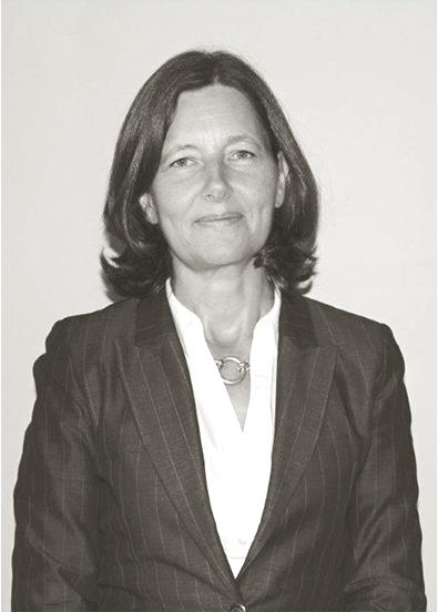 Véronique Dandrel, avocate au barreau de Paris